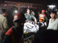 Taliban'dan Pakistan'da kanlı saldırı!