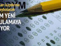 Sınavlarda cevap kağıdı dönemi bitiyor