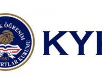 KYK'dan Yurt yerleştirmeleri ve kayıt işlemleri açıklaması
