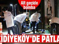 Mecidiyeköy'de patlama: Metrobüs yakınında ses bombalı saldırı, 3 yaralı - Son dakika haber