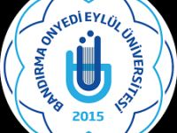 Onyedi Eylül Üniversitesi Öğretim Üyesi alım ilanı