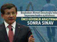 Ahmet Davutoğlu'ndan taşeron işçi açıklaması