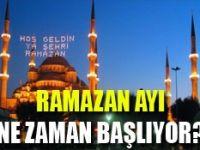 2016 Ramazan ayı ve ilk oruç zaman başlıyor - 2016 Ramazan ayı başlangıcı ve bitişi