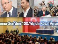 Genç Memur-Sen'den 100.Yılında Kutul Amare Paneli
