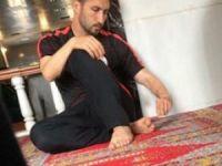 Sabri Sarıoğlu cumayı o camide kıldı!