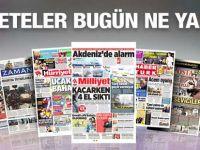 Gazeteler Bugün Ne Yazdı?