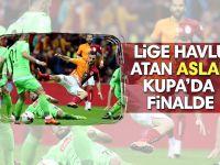 Türkiye Kupası ilk finalisti belli oldu