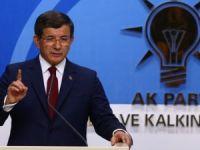 Davutoğlu: Hakkınızı helal edin