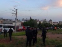 Kilis'e 5 roket mermisi: 1 ölü, 8 yaralı