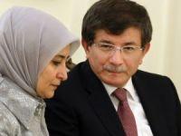 Sare Davutoğlu anlattı: Sabaha kadar ağladı