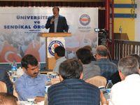 Ali Yalçın'dan Rektörlük Seçimleri Tepkisi