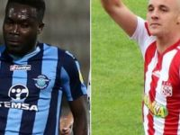 Trabzonspor transfer hızlı girdi! İki bomba...