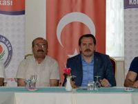 Ali Yalçın: Terör kamudan güç devşirememeli