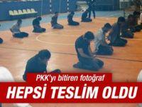 PKK'yı Bitiren Fotoğraf - Hepsi Teslim Oldu