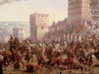 Koncuk, İstanbul'un Fethi'nin 563. Yılını Kutladı