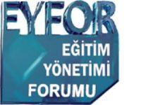 EYFOR 7 Davet Yazısı