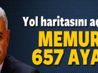 Memura 657 Ayarı - Yeni Hükümetin Yol Haritası