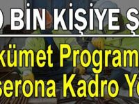 Hükümetten Taşerona Kadro Şoku