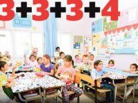 MEB 4+4+4 Sistemi Tarih Oluyor - İşte Yeni Eğitim Sistemi