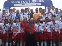 Deneme Anadolu Lisesi Avrupa Şampiyonu Oldu