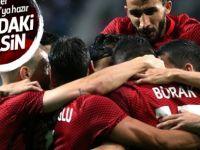 Milliler Euro 2016'ya hazır! Sıradaki rakip Hırvatistan