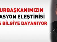 Erdoğan'ın formasyon eleştirisi yanlış bilgilere dayanıyor