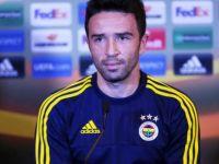 Gökhan Gönül Fenerbahçe'ye veda etti!