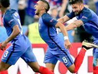 Payet'in müthiş golü Fransa'yı uçurdu