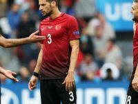 EURO 2016'ya kötü başladık! Hırvatistan'a 1-0 mağlup olduk