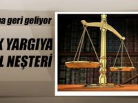 Danıştay ve Yargıtay üyelerine 12 yıl sınırı, bu hafta Meclis'te