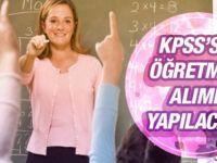 MEB'de yeni düzenleme - KPSS'siz öğretmen alacak