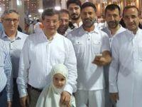 Eski Başbakan Davutoğlu, Medine'de