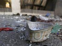 Hollanda'da Türk camisine PKK saldırısı