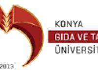 Konya Gıda ve Tarım Üniversitesi Öğretim Üyesi alım ilanı