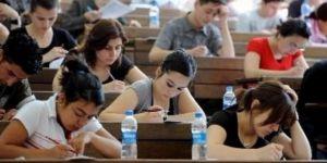 Kapatılan üniversitelerdeki öğrencilerin yerleştirileceği yerler açıklandı