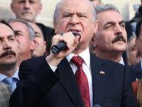 MHP Genel Başkan Yardımcısı Topçu istifa etti