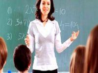 Sözleşmeli öğretmenlik için başvurular bugün başladı.