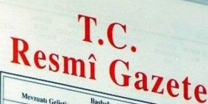10 Ekim 2016 Resmî Gazete ve atama kararları