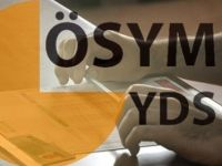 e-YDS soru kitapçığı yayımlandı