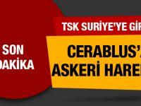Türk Askeri Suriye'ye girdi