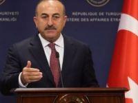 Bakan Çavuşoğlu'ndan operasyon resti