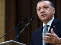 Erdoğan sert çıktı: Bu yaptığınız terbiyesizlik!