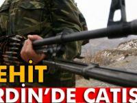 Dargeçit'te çatışma: 3 şehit