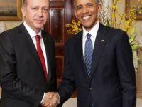 Erdoğan-Obama görüşmesi sona erdi - İşte ilk açıklama