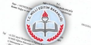 MEB'den aday öğretmenler hakkında açıklama