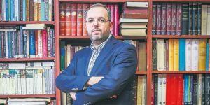 Erhan Afyoncu, Milli Savunma Üniversitesi'ne rektör atandı