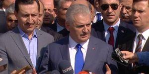 Başbakan Irak'a resti çekti