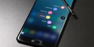 Samsung'dan uyarı: Galaxy Note 7 kullanmayın!