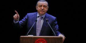 Erdoğan: Kusura bakmayın, mağdur falan yok!