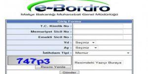 2017 Haziran Ayı Memur Maaş Bordrosu Yayımlandı, e-bordro Yayımlandı